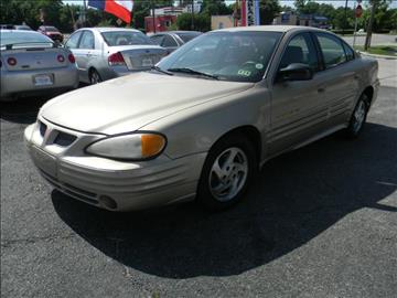 2000 Pontiac Grand Am for sale in Mckinney, TX