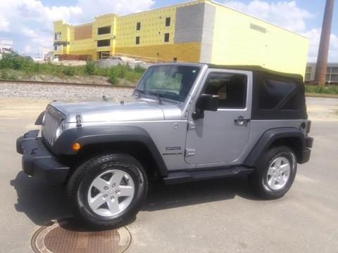 2015 Jeep Wrangler for sale in Valdosta, GA