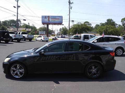2009 Lexus IS 250 for sale in Valdosta, GA