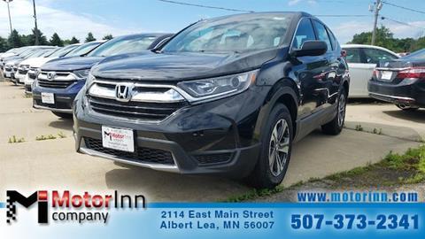 2017 Honda CR-V for sale in Albert Lea, MN