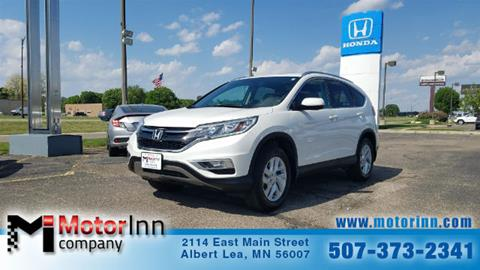 2016 Honda CR-V for sale in Albert Lea, MN