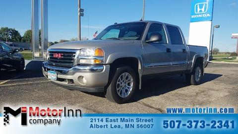 2005 GMC Sierra 1500 for sale in Albert Lea, MN