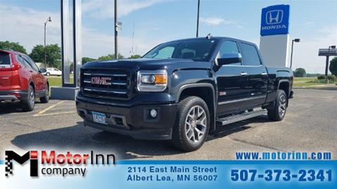 2015 GMC Sierra 1500 for sale in Albert Lea MN