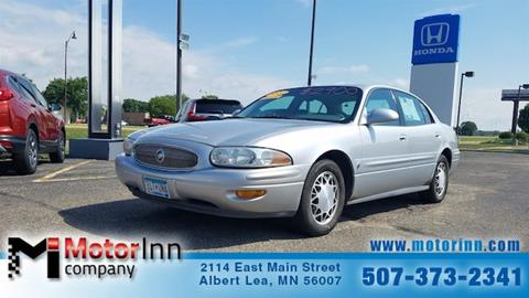 2002 Buick LeSabre for sale in Albert Lea MN