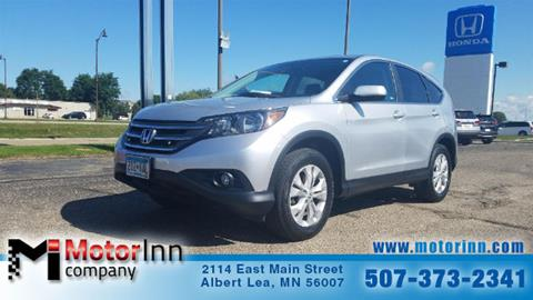 2013 Honda CR-V for sale in Albert Lea MN