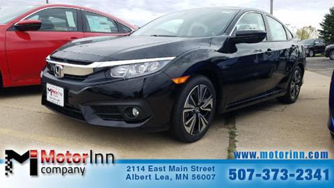 2017 Honda Civic for sale in Albert Lea MN
