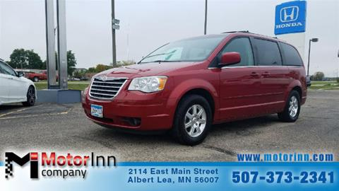 2008 Chrysler Town and Country for sale in Albert Lea MN