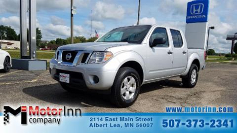 2013 Nissan Frontier for sale in Albert Lea MN