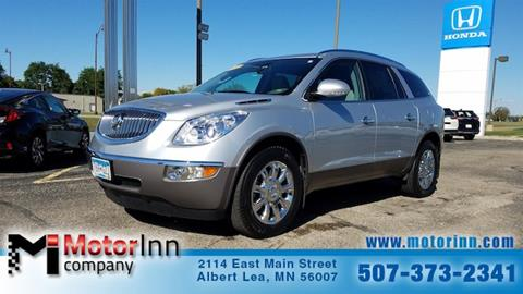 2012 Buick Enclave for sale in Albert Lea MN