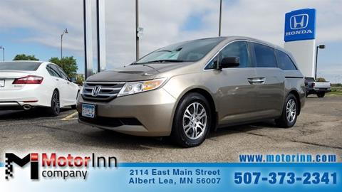 2013 Honda Odyssey for sale in Albert Lea MN
