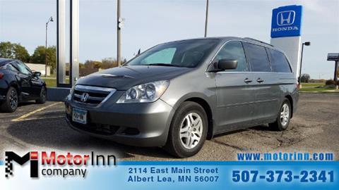 2007 Honda Odyssey for sale in Albert Lea MN