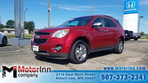 2013 Chevrolet Equinox for sale in Albert Lea, MN