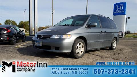 2001 Honda Odyssey for sale in Albert Lea MN