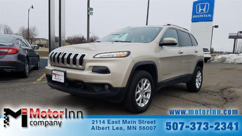 Jeep for sale in albert lea mn for Motor inn albert lea mn