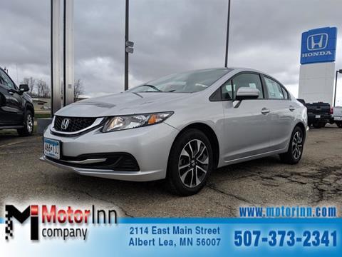2015 Honda Civic for sale in Albert Lea, MN