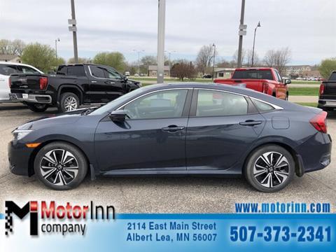 2016 Honda Civic for sale in Albert Lea, MN