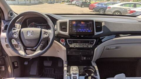 2018 Honda Pilot