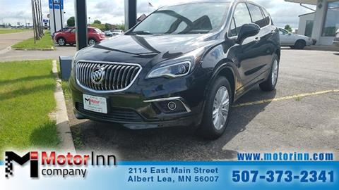 2017 Buick Envision for sale in Albert Lea MN