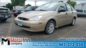 2000 Ford Focus for sale in Albert Lea, MN