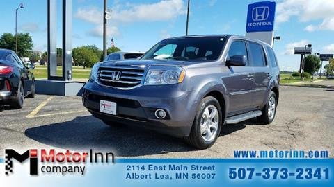 2015 Honda Pilot for sale in Albert Lea, MN