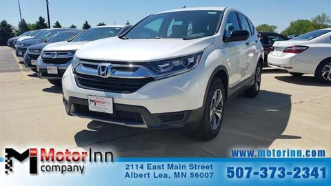 2017 Honda CR-V for sale in Albert Lea MN