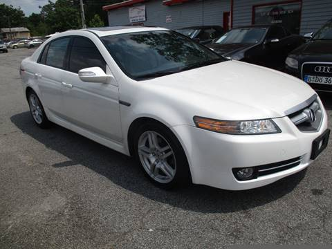2007 Acura TL for sale in Mableton, GA