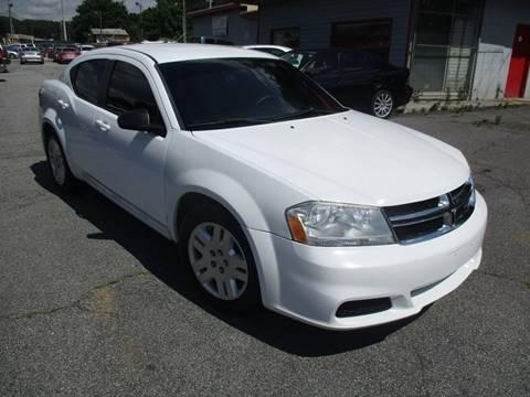 2012 Dodge Avenger for sale in Mableton, GA