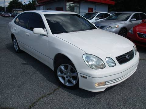 2004 Lexus GS 300 for sale in Mableton, GA