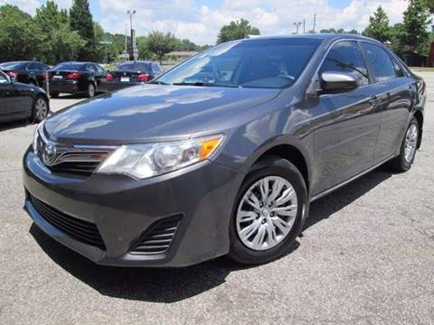 2012 Toyota Camry for sale in Mableton, GA