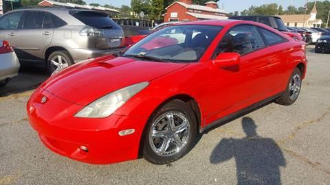 2001 Toyota Celica for sale in Mableton, GA
