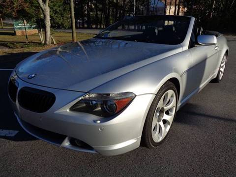 BMW Series For Sale Carsforsalecom - 2006 bmw convertible