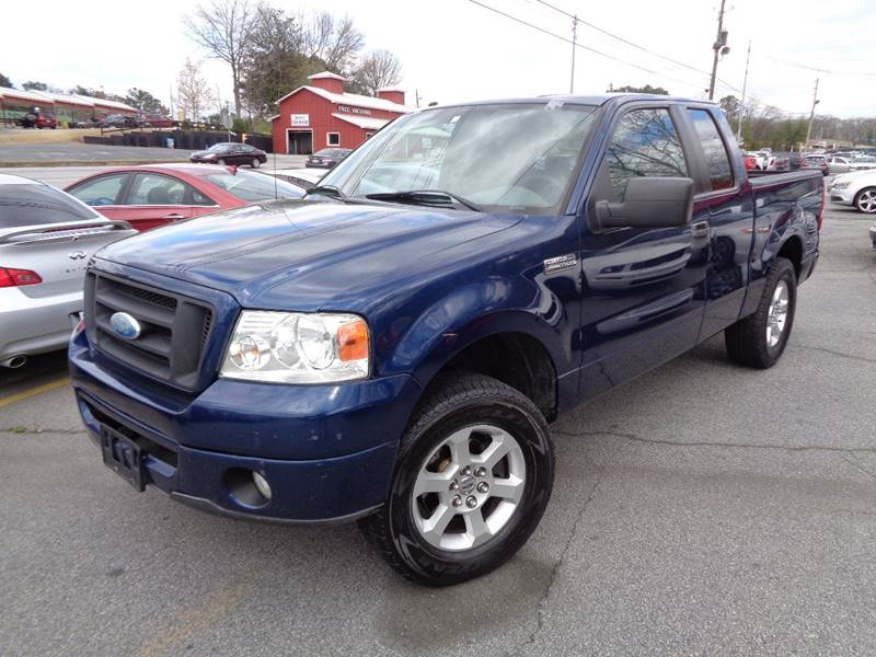 50 Best Atlanta Used Ford F-150 for Sale, Savings from $2,749
