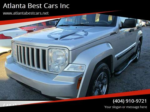 2008 Jeep Liberty for sale in Mableton, GA