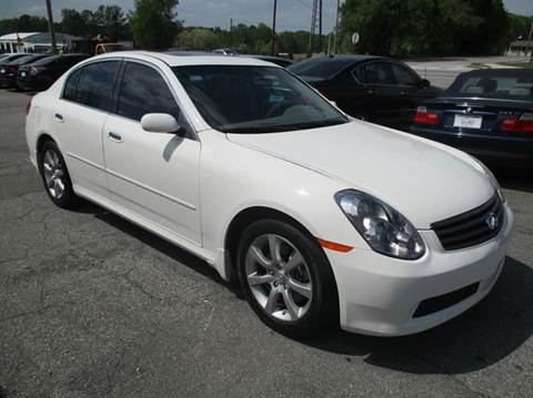 2006 Infiniti G35 For Sale - Carsforsale.com