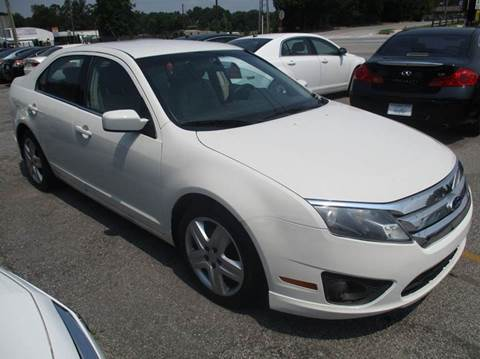 2010 Ford Fusion for sale in Mableton, GA