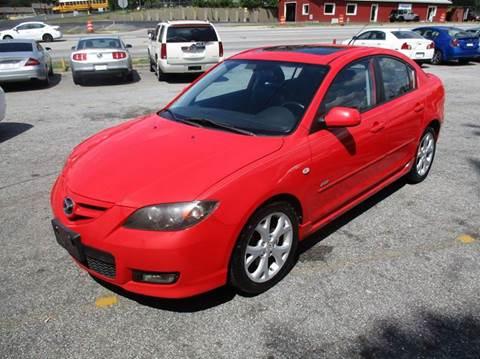 2007 Mazda MAZDA3 for sale in Mableton, GA