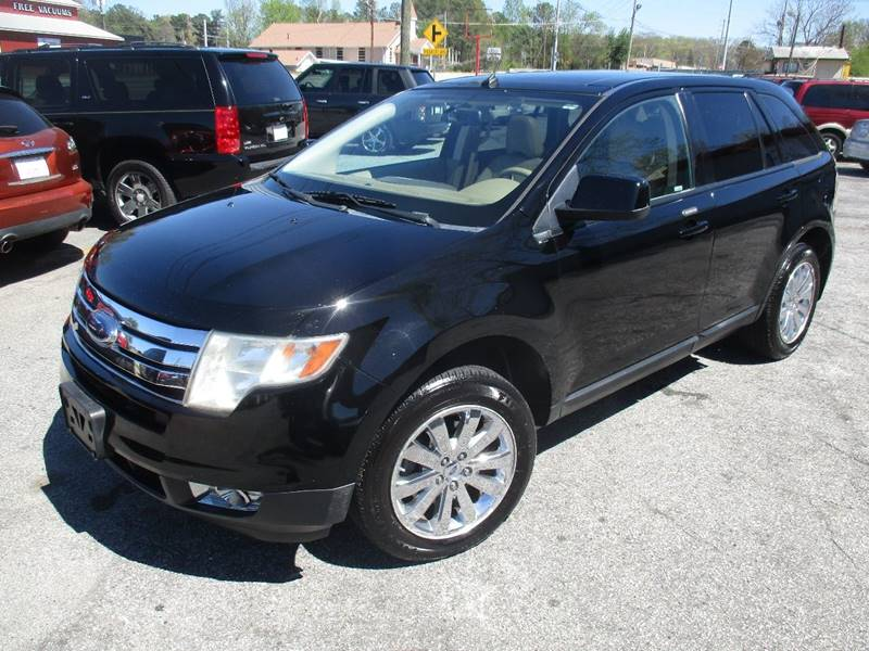 Ford Edge Sel Plus Awd Dr Crossover Mableton Ga