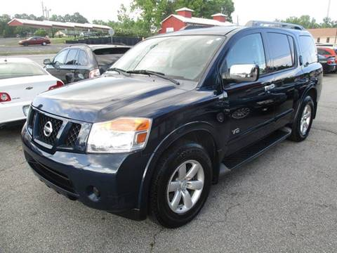2009 Nissan Armada for sale in Mableton, GA