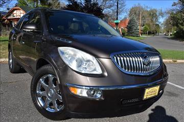 2009 Buick Enclave for sale at Altitude Auto Sales in Denver CO