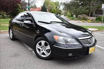 2008 Acura RL for sale at Altitude Auto Sales in Denver CO