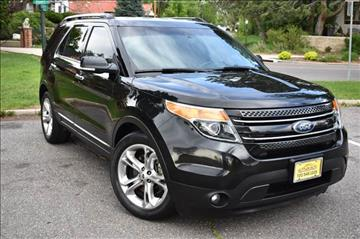 2013 Ford Explorer for sale at Altitude Auto Sales in Denver CO