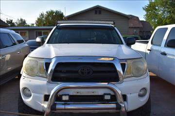 2005 Toyota Tacoma for sale at Altitude Auto Sales in Denver CO