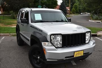 2012 Jeep Liberty for sale at Altitude Auto Sales in Denver CO