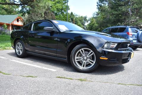 2011 Ford Mustang for sale in Denver, CO