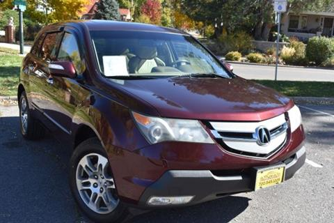 2008 Acura MDX for sale at Altitude Auto Sales in Denver CO