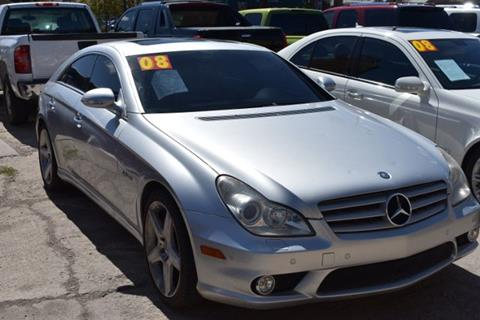 2008 Mercedes-Benz CLS for sale at Altitude Auto Sales in Denver CO