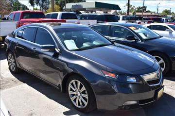 2014 Acura TL for sale at Altitude Auto Sales in Denver CO