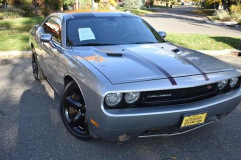 2014 Dodge Challenger for sale at Altitude Auto Sales in Denver CO
