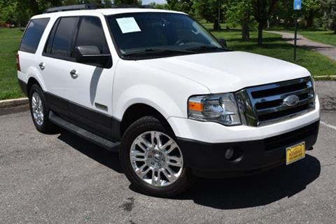2007 Ford Expedition for sale at Altitude Auto Sales in Denver CO