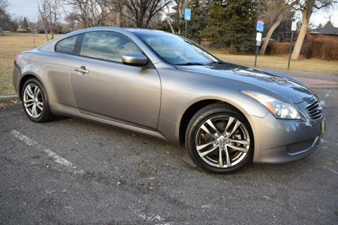 2009 Infiniti G37 Coupe For Sale In Denver, CO